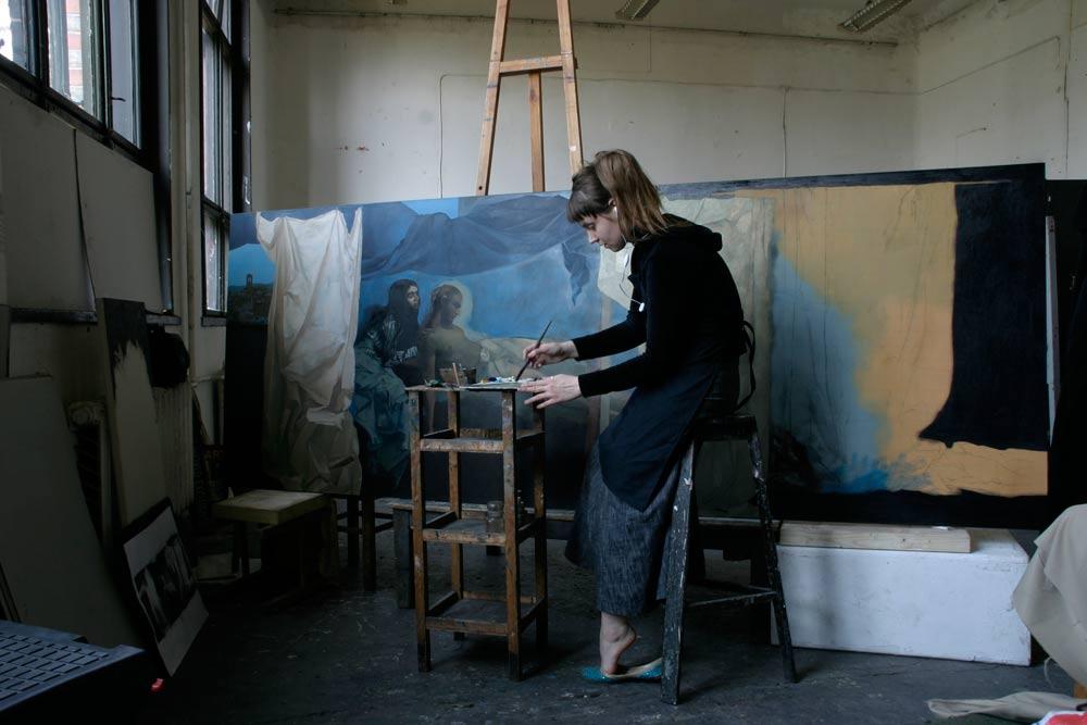 Natalie Richy - fine artist - gallery
